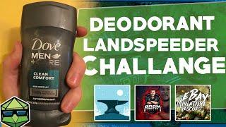 Deodorant Speeder Bike Challenge: Warhammer 40k build with Goobertown Hobbies, Ebay Miniature Rescue