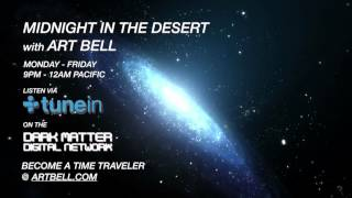 Art Bell talks to a man who believes met his Time Traveling grandson on Midnight In The Desert