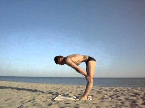 Лечебная гимнастика при грыже позвоночника (видео упражнений)