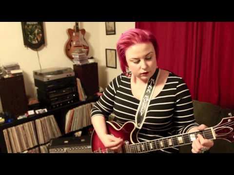 Sioux Guitars- Gordon Drive Demo by Miss Molly Simms