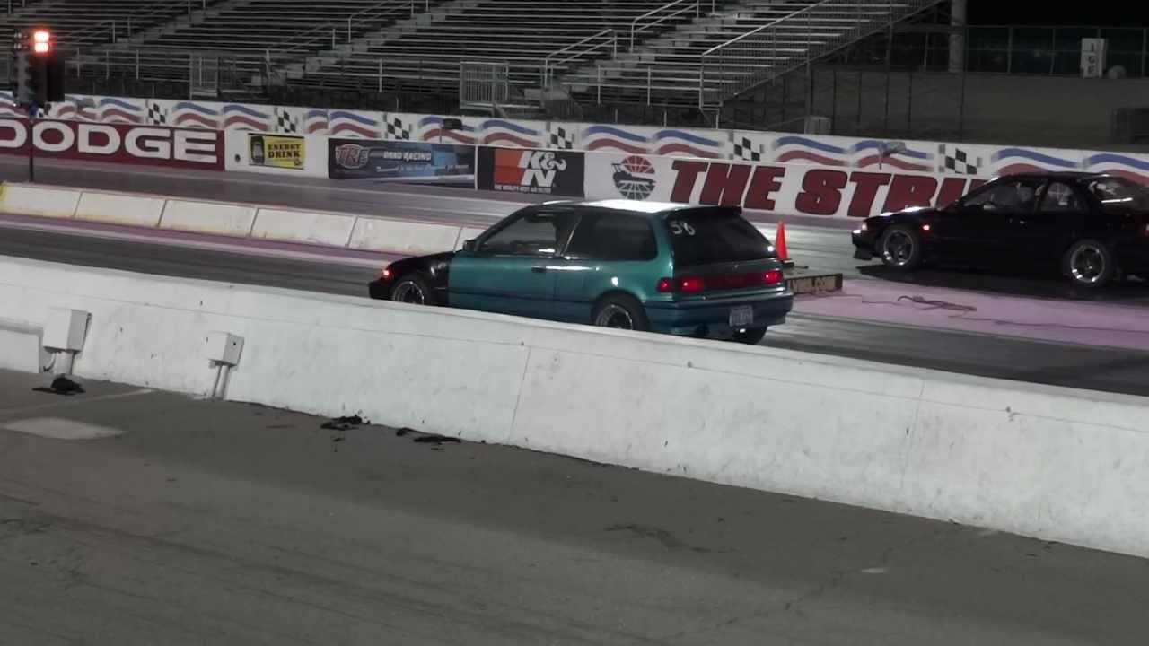 91 Civic Hatch Vs 92 Acura Integra