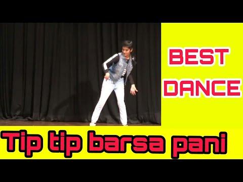 BEST Robotic dance on tip tip barsha pani||THE VIRALX WORLD ||