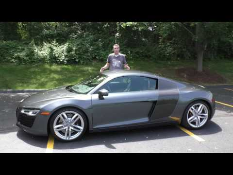Heres Why The Original Audi R8 Was Such a Huge Success