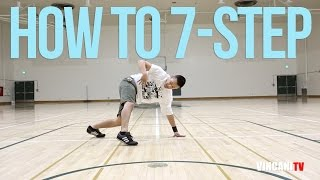 How to Breakdance | 7-Step | Footwork 101