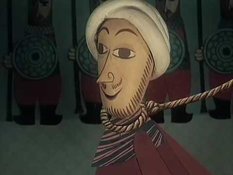 Сказка мультфильм 1001 ночь