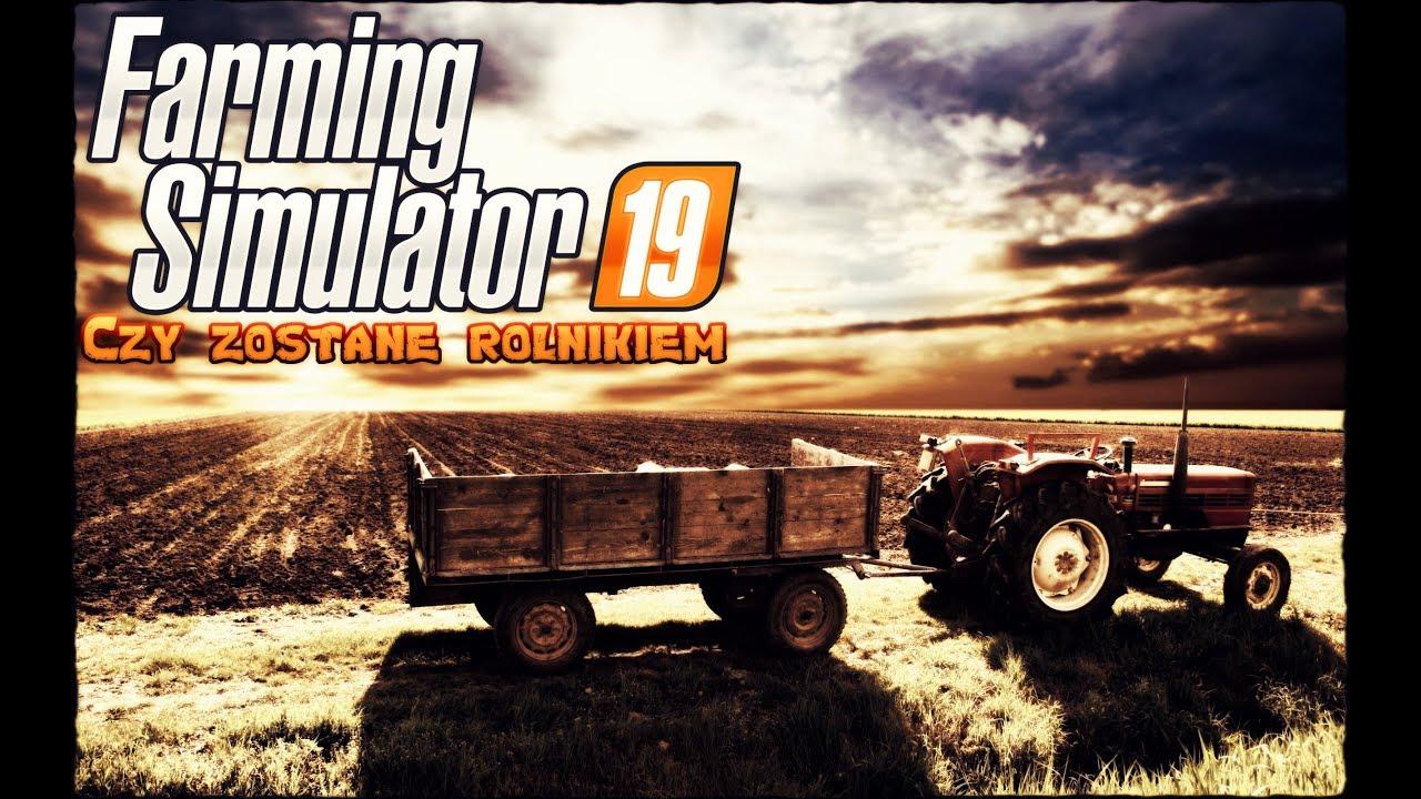 #5 Farming Simulator 19 GamePlay – Nowa Mapa Kleinsternhof (MOD)