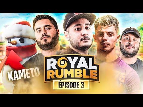 IL REMPORTE LE ROYAL RUMBLE À LA SURPRISE GÉNÉRALE ! (Saison 3 - Ep.3) thumbnail