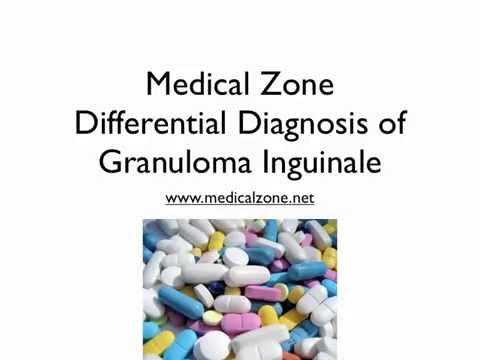 Medical Zone -  Differential Diagnosis of Granuloma inguinale