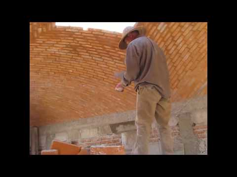 Vault  Dome construcción, Super bricklayers,