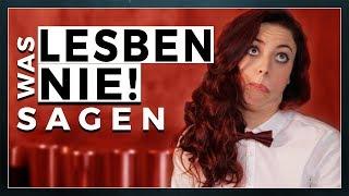 """Tahnee: """"Was Lesben nie sagen würden!"""""""