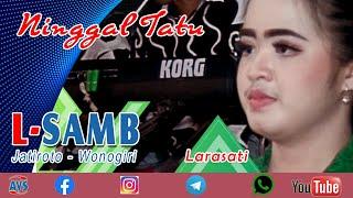 Download Lagu NINGGAL TATU (Larasati) | L-SAMB - AVS PUHPELEM - KAESAR AUDIO mp3