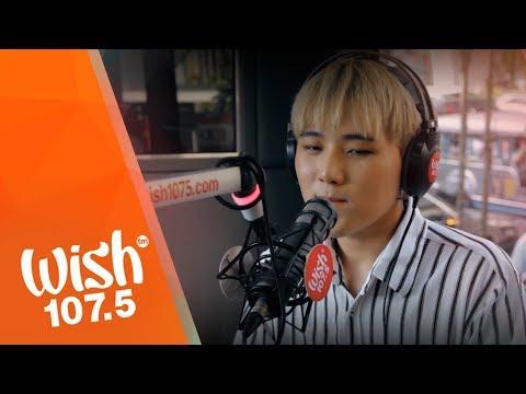 "JinHo Bae performs ""Muli"" LIVE on Wish 107.5 Bus"