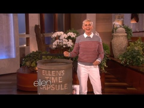 Ellen's Time Capsule from Season 1