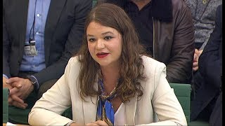 Brittany Kaiser testifies before MPs - watch live