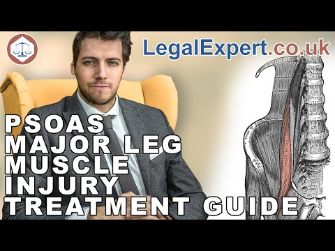Psoas Major Leg Muscle Injury Treatment Guide ( 2019 ) UK