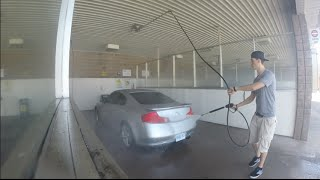 slap goes to the arcade w gopro g35 gets a cleaning