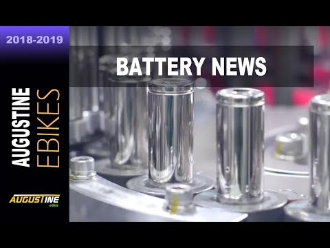 Ebike. lithium-air batteries - 15 times the energy of a lithium-ion batteries