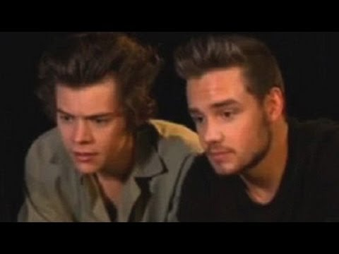 Liam Payne Saves Harry Styles From Embarrassment