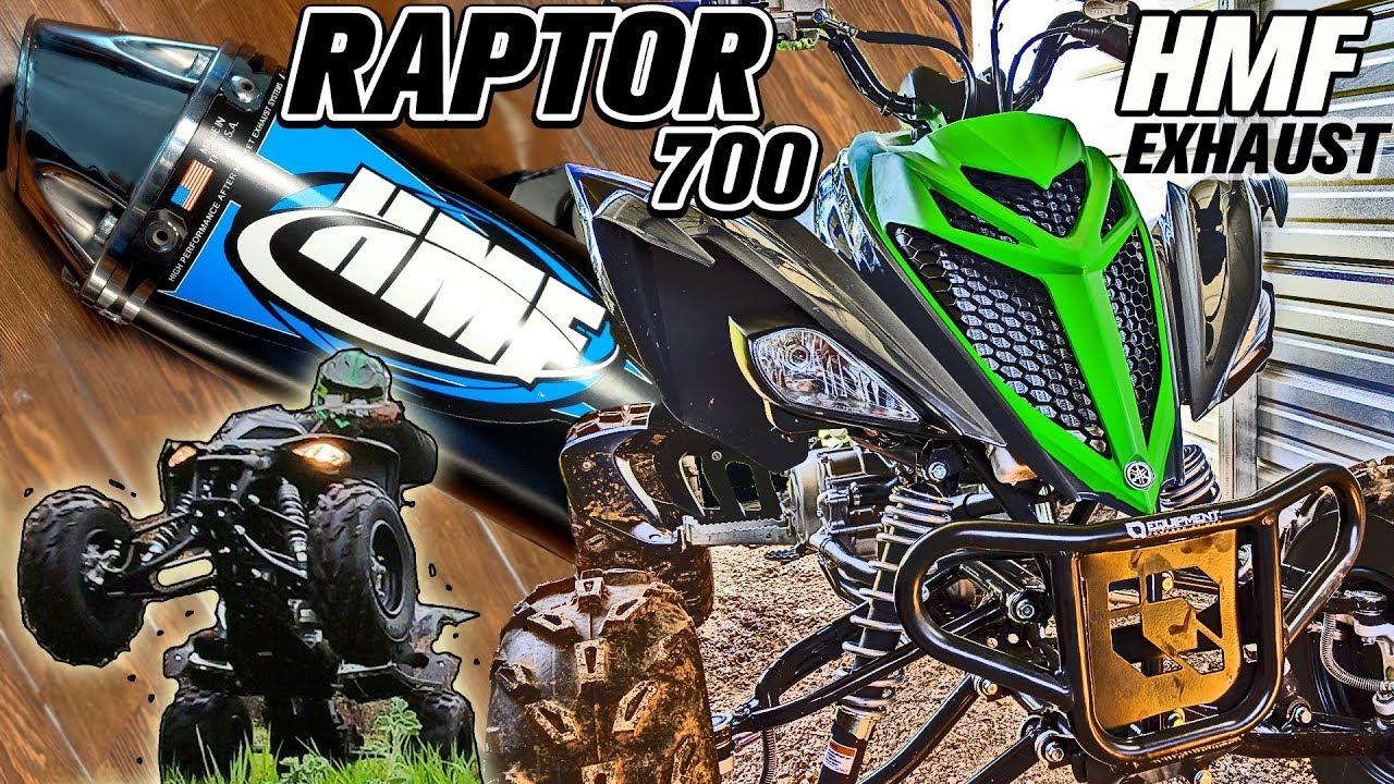 Yamaha Raptor 700 2015 HMF Engineering EFI Optimizer Controller