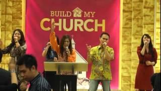 Lagu Rohani Lebih Dalam Ku Menyembah (True Worshippers) by Santie Sitohang and LGF PW Team