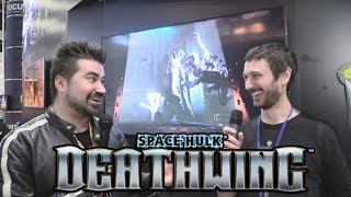 Space Hulk: Deathwing Angry Interview