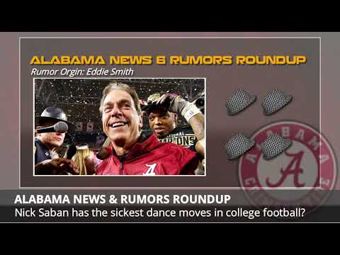 Alabama Football Report: Recruiting News and Rumors and the Top 10 Players in Alabama's 2018 Class