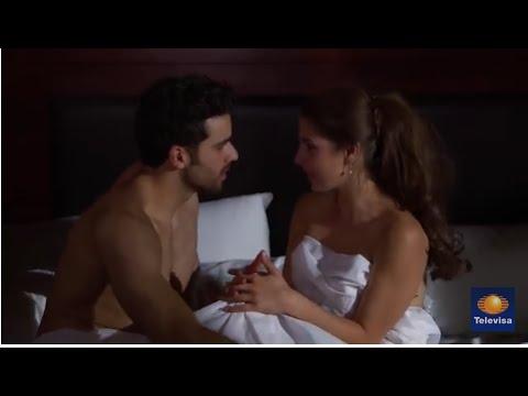 Pasin y Poder - Regina y David consuman su amor