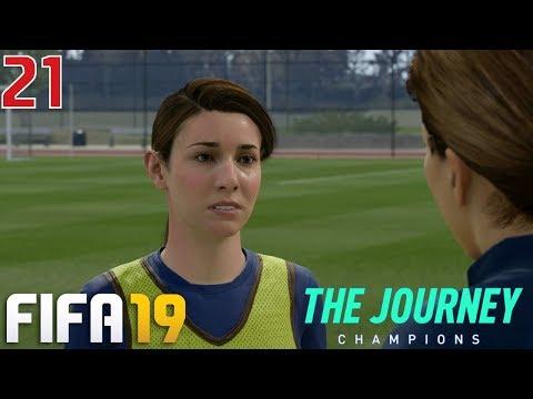 Mögliche WM-Aus Für Kim Hunter?! ⚽️ FIFA 19: The JOURNEY: Champions #021