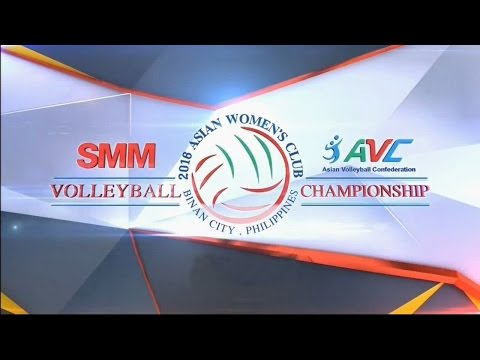 Japan vs Philippines / 06 Sep / Asian Women's Club Volleyball Championship 2016