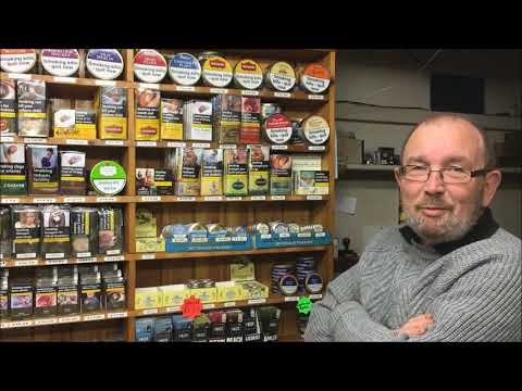 Shop Tour And Chat At Shave & Coster Tobacconist In Reading