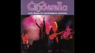Cinderella - Shake Me - Live Train To Heartbreak Station