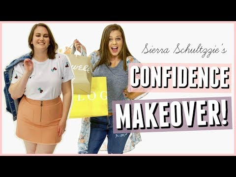 Confidence Makeover Episode 1 || Shopping After Weight Gain