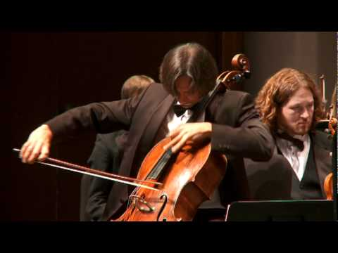D. Shostakovich  Concerto No. 2, Op 126 for Cello and orchestra I and II mov