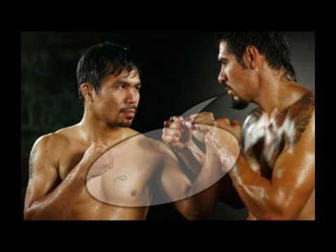 Manny Pacquiao vs. Antonio Margarito - boxing theme song (weigh-in)
