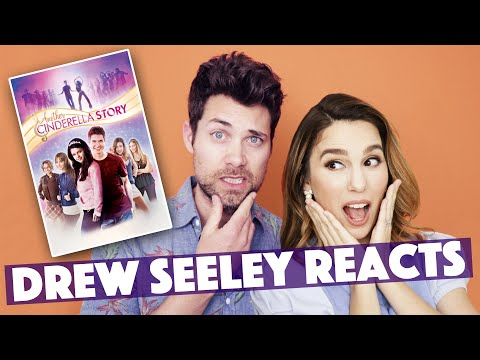 Drew Seeley Reacts To Another Cinderella Story!