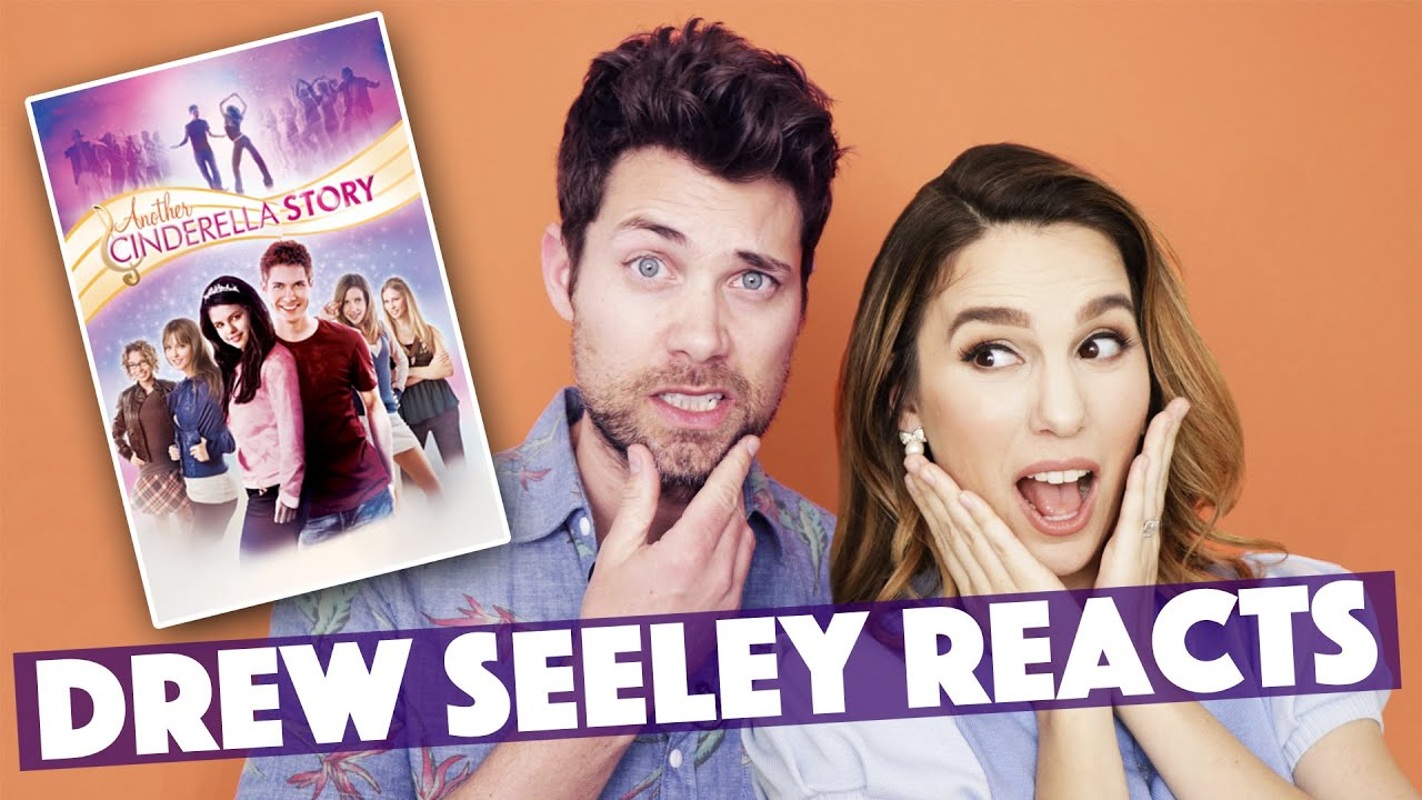 Download Drew Seeley Reacts to Another Cinderella Story!