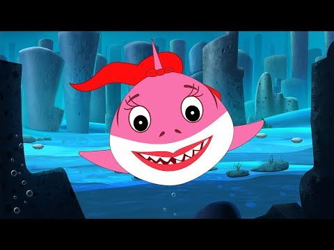 Baby Shark Song Doo Doo Doo Doo Faster | Sharks, Car & Tail Fast Songs by Fun For KidsTV + Halloween