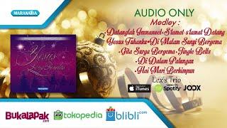 Datanglah Immanuel (Medley) - Lagu Natal - Lex's Trio (Audio)