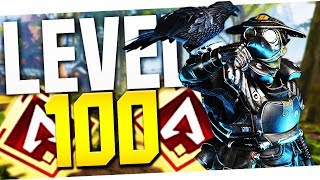 I Finally Got a Level 100 Team Mate and He Did This... - PS4 Apex Legends thumbnail