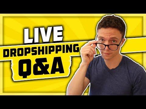 Live eBay and Amazon Dropshipping Q&A! 🔴 thumbnail
