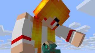 Minecraft Ginatess: Growth battle test