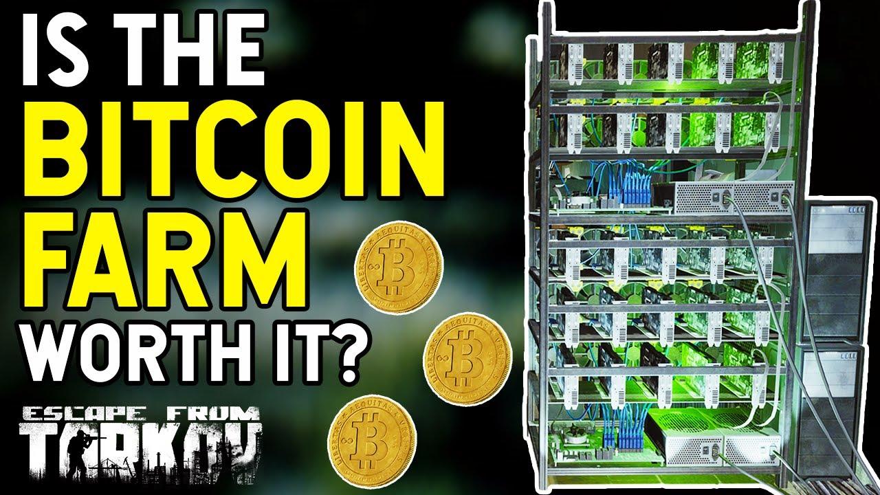 Is The Bitcoin Farm Worth It? - Escape From Tarkov Money Making Guide