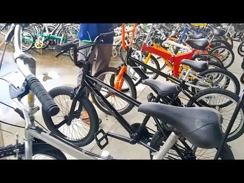จักรยานญี่ปุ่น มือ2 หลากหลายสายพันธุ์ จักรยาน BMX แท้จากญี่ปุ่น มือ2 57,xxx @โกดังใหญ่ สาย4 เจ ไบค์