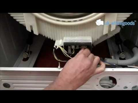 How To Test And Fit A Washing Machine Heater Aeg Washing Machine Wiring Diagram on