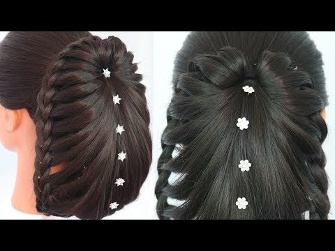 latest hairstyles for long hair | simple hairstyle | ladies hair style | cute hairstyles | hairstyle thumbnail