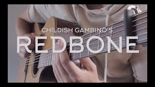 Childish Gambino - Redbone // Fingerstyle Guitar Cover - Dax A…