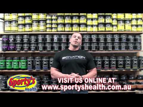 Marc Lobliner PrimaForce AAKG - Sportys Health