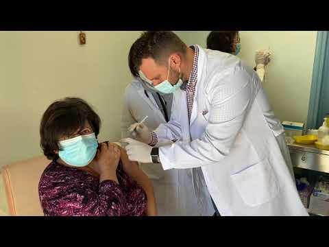 Εμβολιασμός - Μαθρακι