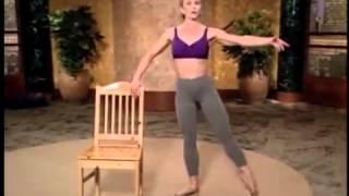 тренировка ног 10 минут. Балет в домашних условиях