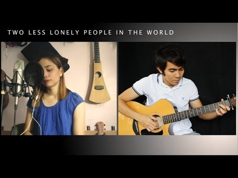 Two Less Lonely People In The World (Kita Kita OST) Cover | Ruth Anna & Ralph Jay